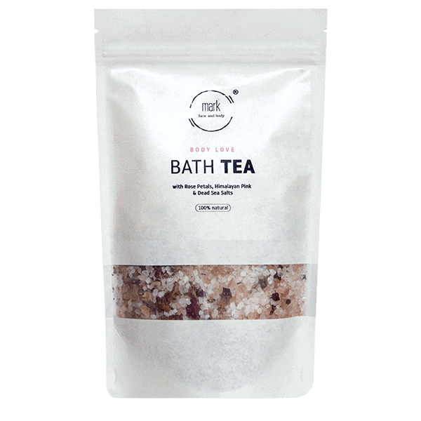 MARK bath tea BODY LOVE (400g)