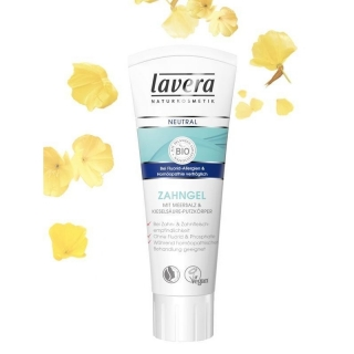 LAVERA NEUTRAL ZUBNÍ PASTA BIO (75ML)