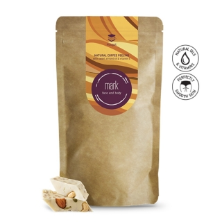 MARK coffee scrub Nougat (150g)