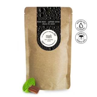 MARK coffee scrub for HIM after GYM (120g)
